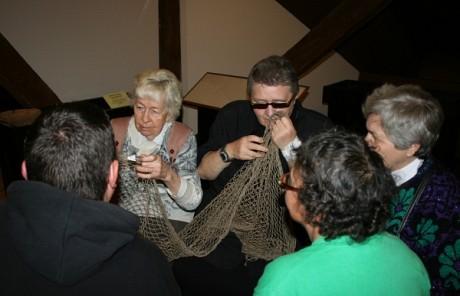 Warsztaty dla osób niewidomych i słabowidzących